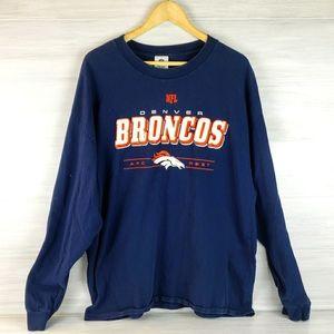 NFL Denver Broncos Long Sleeve Tee
